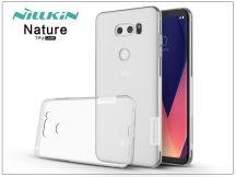 LG V30 H930 szilikon hátlap - Nillkin Nature - transparent