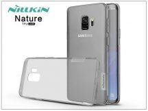 Samsung G960F Galaxy S9 szilikon hátlap - Nillkin Nature - szürke