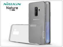 Samsung G965F Galaxy S9 Plus szilikon hátlap - Nillkin Nature - szürke