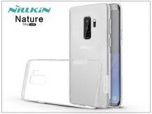 Samsung G965F Galaxy S9 Plus szilikon hátlap - Nillkin Nature - transparent
