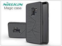 Samsung G960F Galaxy S9 hátlap beépített mágnessel Nillkin autós tartóhoz - Nillkin Magic Case - fekete