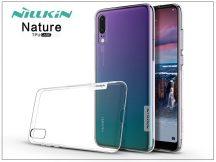 Huawei P20 szilikon hátlap - Nillkin Nature - transparent
