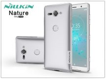 Sony Xperia XZ2 Compact (H8314/H8324) szilikon hátlap - Nillkin Nature - transparent