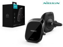 Nillkin Qi vezeték nélküli mágneses autó tartó/gyorstöltő - 5V/2A - Nillkin Energy W1 Aroma Diffuser Wireless Fast Charger - Qi szabványos