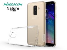 Samsung A605 Galaxy A6 Plus (2018) szilikon hátlap - Nillkin Nature - transparent