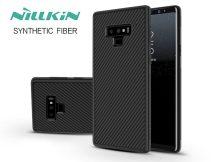 Samsung N960F Galaxy Note 9 hátlap - Nillkin Synthetic Fiber - fekete
