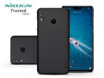 Huawei/Honor 8X hátlap - Nillkin Frosted Shield - fekete
