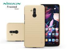 Huawei Mate 20 Lite hátlap - Nillkin Frosted Shield - gold