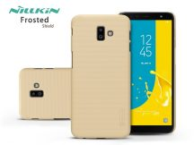 Samsung J610F Galaxy J6 Plus hátlap - Nillkin Frosted Shield - gold