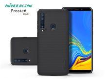 Samsung A920F Galaxy A9 (2018) hátlap - Nillkin Frosted Shield - fekete
