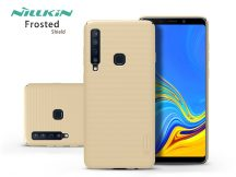 Samsung A920F Galaxy A9 (2018) hátlap - Nillkin Frosted Shield - gold
