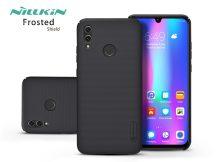 Huawei/Honor 10 Lite hátlap - Nillkin Frosted Shield - fekete