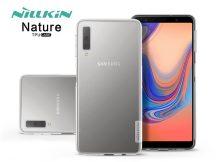 Samsung A750F Galaxy A7 (2018) szilikon hátlap - Nillkin Nature - transparent
