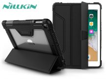 Apple iPad 9.7 (2017/2018) védőtok on/off funkcióval - Nillkin Pad Case - black