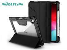 Apple iPad Pro 11 (2018) védőtok on/off funkcióval, pencil tartóval - Nillkin Pad Case - black