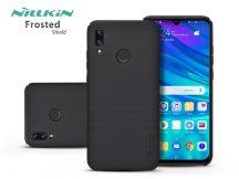 Huawei P Smart (2019) hátlap - Nillkin Frosted Shield - fekete