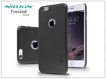 Apple iPhone 6 Plus/6S Plus hátlap - Nillkin Frosted Shield - fekete