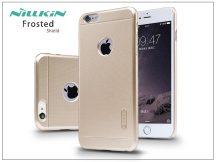 Apple iPhone 6 Plus/6S Plus hátlap képernyővédő fóliával - Nillkin Frosted Shield - golden