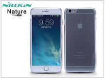Apple iPhone 6 Plus/6S Plus szilikon hátlap - Nillkin Nature - szürke