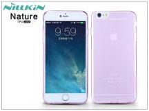 Apple iPhone 6 Plus/6S Plus szilikon hátlap - Nillkin Nature - pink