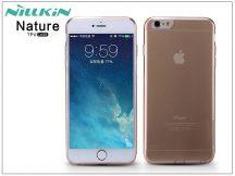 Apple iPhone 6 Plus/6S Plus szilikon hátlap - Nillkin Nature - aranybarna