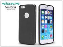 Apple iPhone 6 Plus/6S Plus bőr hátlap - Nillkin Victoria - fekete