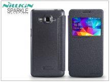 Samsung SM-G530 Galaxy Grand Prime oldalra nyíló flipes tok - Nillkin Sparkle - fekete