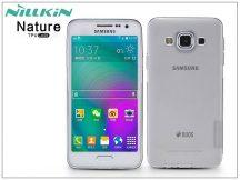 Samsung SM-A300F Galaxy A3 szilikon hátlap - Nillkin Nature - szürke