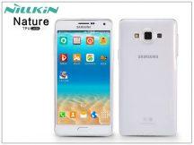 Samsung SM-A700F Galaxy A7 szilikon hátlap - Nillkin Nature - transparent