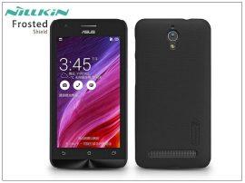Asus ZenFone C (ZC451CG) hátlap képernyővédő fóliával - Nillkin Frosted Shield - fekete