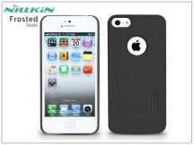 Apple iPhone 5/5S/SE hátlap - Nillkin Frosted Shield - fekete