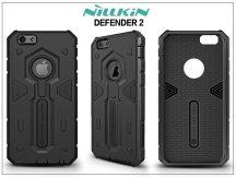 Apple iPhone 6/6S ütésálló védőtok - Nillkin Defender 2 - fekete
