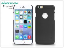 Apple iPhone 6/6S hátlap - Nillkin Frosted Shield - fekete