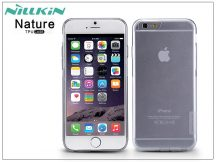 Apple iPhone 6/6S szilikon hátlap - Nillkin Nature - szürke