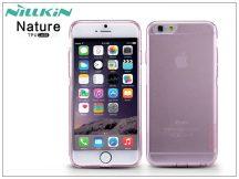 Apple iPhone 6/6S szilikon hátlap - Nillkin Nature - pink