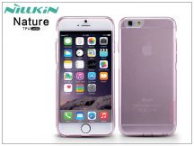 Apple iPhone 6/6S szilikon hátlap - Nillkin Nature - pink