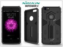 Apple iPhone 6 Plus/6S Plus ütésálló védőtok - Nillkin Defender 2 - fekete