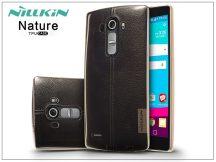 LG G4 H815 szilikon hátlap - Nillkin Nature - aranybarna