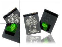 Nokia 6111/7370/2630/N76/7500 gyári akkumulátor - Li-Ion 700 mAh - BL-4B (ECO csomagolás)