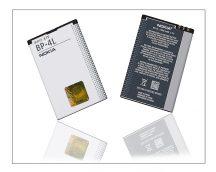 Nokia E90/E61i Communicator gyári akkumulátor - Li-ion 1500 mAh - BP-4L (ECO csomagolás)