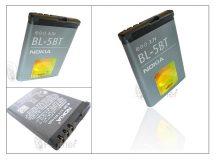 Nokia 2600 Classic/7510 Supernova gyári akkumulátor - Li-Ion 870 mAh - BL-5BT (csomagolás nélküli)