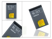 Nokia 5220 XpressMusic/6303 Classic gyári akkumulátor - Li-Ion 1050 mAh - BL-5CT (csomagolás nélküli)