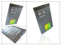 Nokia 5800 gyári akkumulátor - Li-Ion 1320 mAh - BL-5J (csomagolás nélküli)