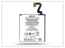 Nokia Lumia 920 gyári akkumulátor - Li-Polymer 2000 mAh - BP-4GW (csomagolás nélküli)
