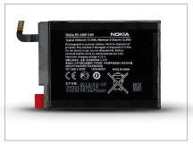 Nokia Lumia 1520 gyári akkumulátor - Li-Ion 3500 mAh - BV-4BW (ECO csomagolás)