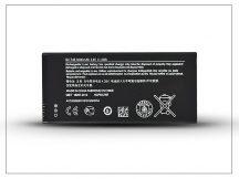 Microsoft Lumia 640 XL gyári akkumulátor - Li-Ion 3000 mAh - BV-T4B (ECO csomagolás)