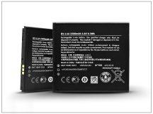 Nokia Lumia 830 gyári akkumulátor - Li-Ion 2200 mAh - BV-L4A (ECO csomagolás)