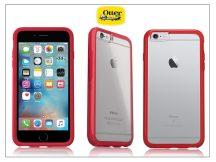 Apple iPhone 6/6S védőtok - OtterBox Symmetry Clear - scarlet