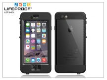 Apple iPhone 6S víz- por- és ütésálló védőtok - Lifeproof Nüüd - black