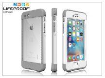 Apple iPhone 6S víz- por- és ütésálló védőtok - Lifeproof Nüüd - avalanche white